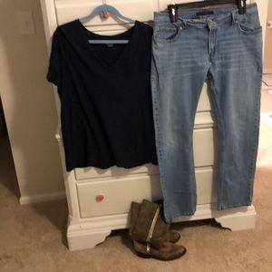 Levi size 16 jeans